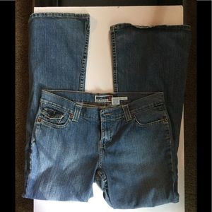 Old Navy Stretch Blue Jeans